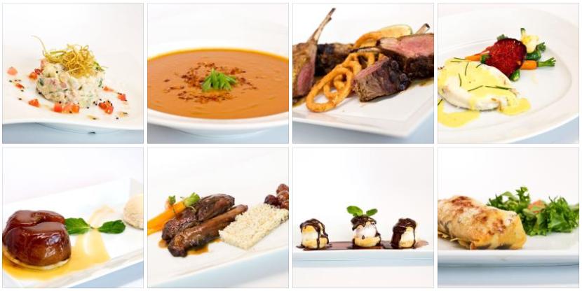 Monterrey club industrial for 10 platos tipicos de francia
